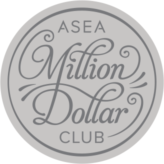 ASEA Million Dollar Club Medallion