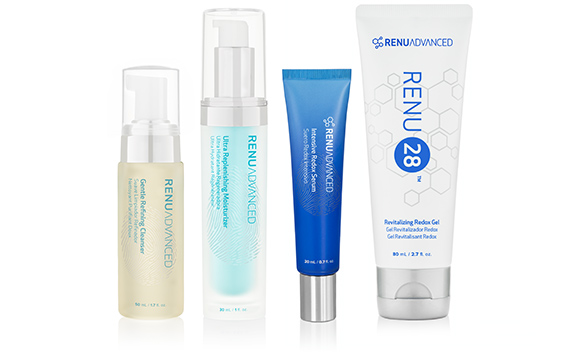 Renu Advanced Skincare Products